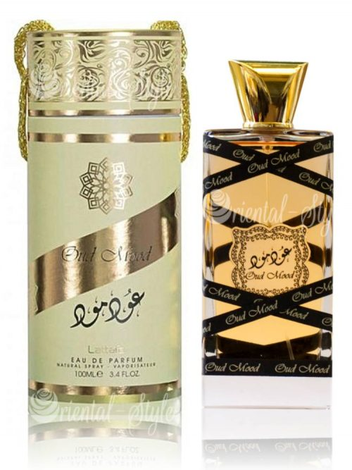 Personal: Oud and Musk